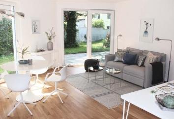 Apartment with garden Andante