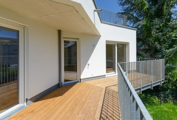 Apartment with terrace Andante