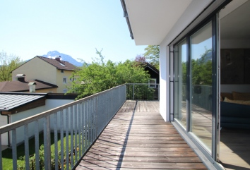 Terrassenwohnung Genuss