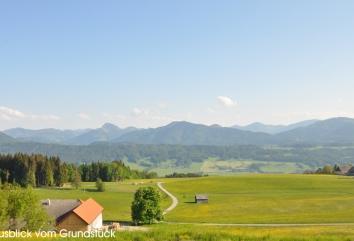 Sunny Panoramic Plot
