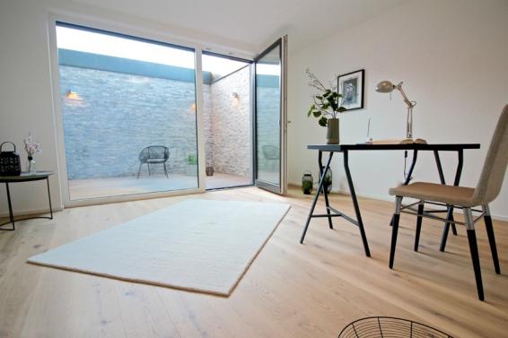 Duplex apartment with garden Green Living