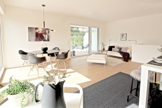 Duplex apartment with garden Pure Pleasure