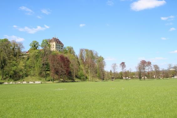 Fürstenbrunn bei Salzburg
