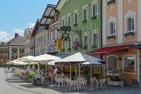 Mondsee bei Salzburg