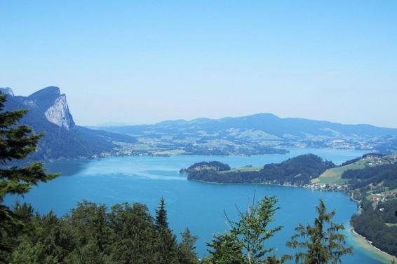 Mondsee near Salzburg