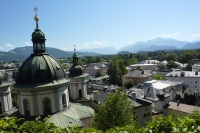 Salzburg-Nonntal und Kleingmain