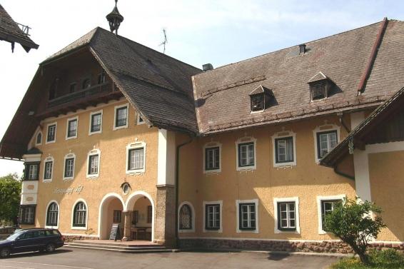 Obertrum near Salzburg