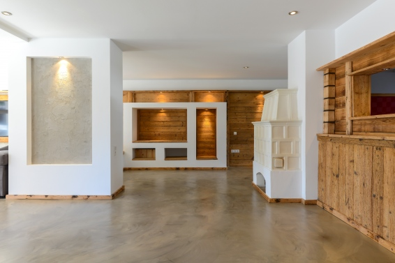 Suburban House Passion for Wood