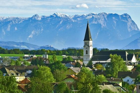 Göming bei Oberndorf