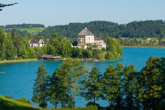 Fuschl near Salzburg
