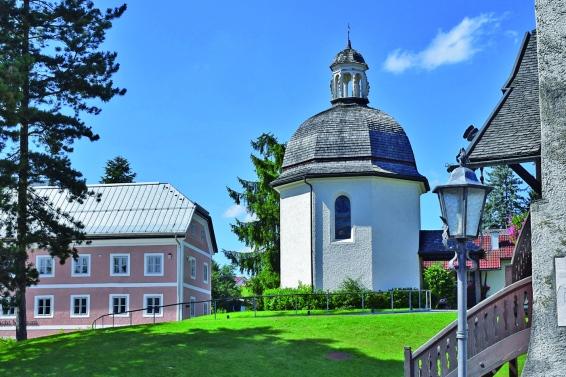 Oberndorf near Salzburg