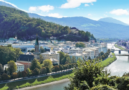 Salzburg-Andräviertel/Neustadt
