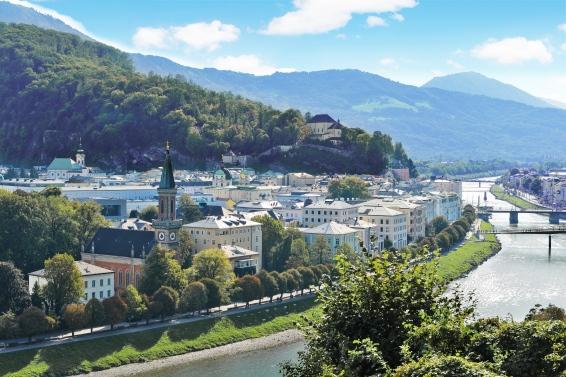 Salzburg-Andräviertel/New Town