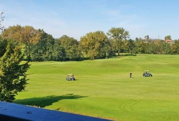 Auszeit am Golfplatz