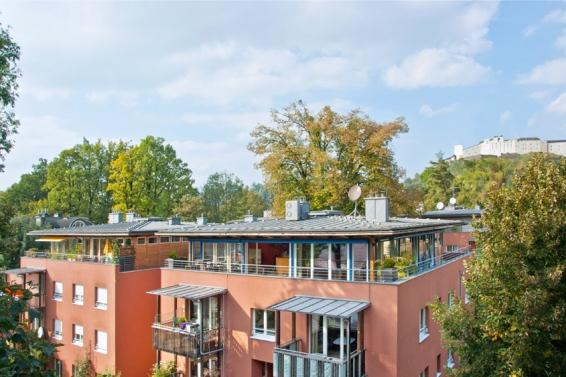 Penthouse Grüne Stadtloge